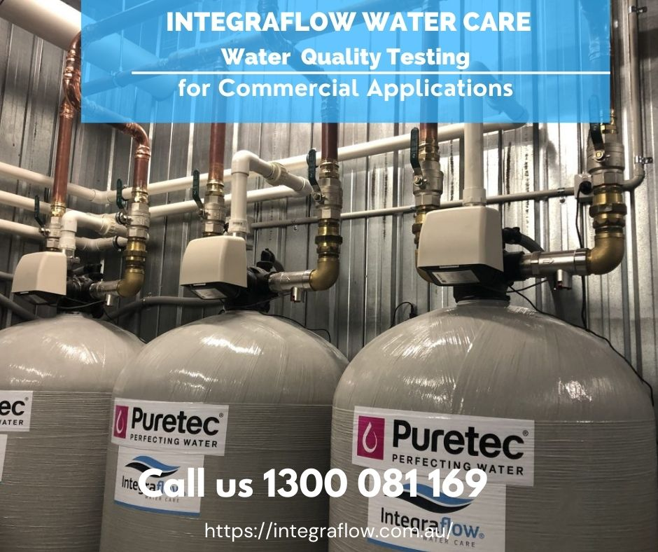What are the main water treatments